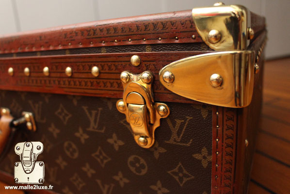 Alzer Louis Vuitton valise vintage