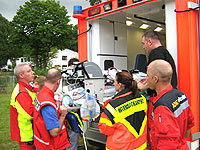 Ecmo Transport, intensivverlegung, ith, Ecmo center Bonn