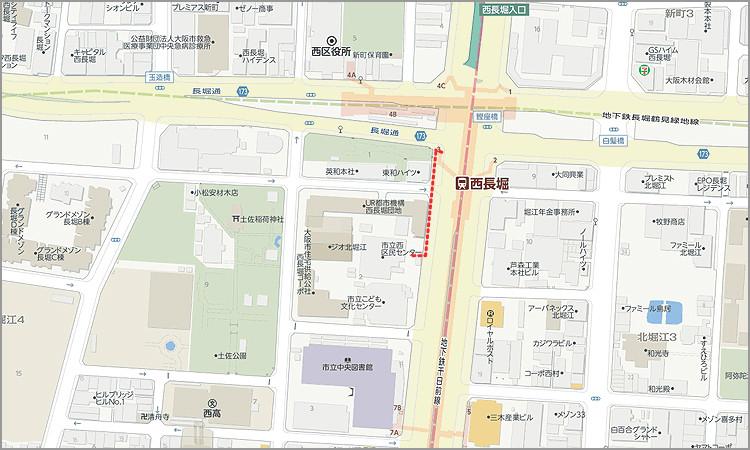 ブリティッシュブラスバンド(英国式)であり大阪で活動するジャパンシンフォニーブラスの活動拠点である西区民センター
