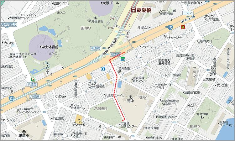 ブリティッシュブラスバンド(英国式)であり大阪で活動するジャパンシンフォニーブラスの活動拠点である近隣センター
