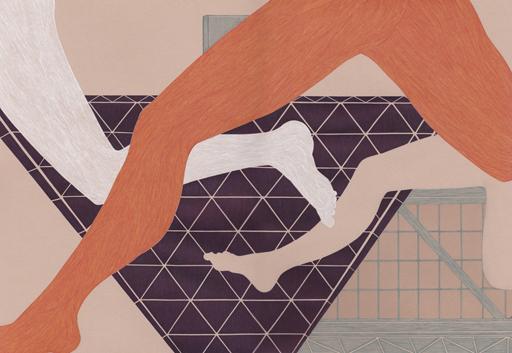 「人生は満たされつつある建築で溢れている」(鳴海雅人著・青弓社)挿絵