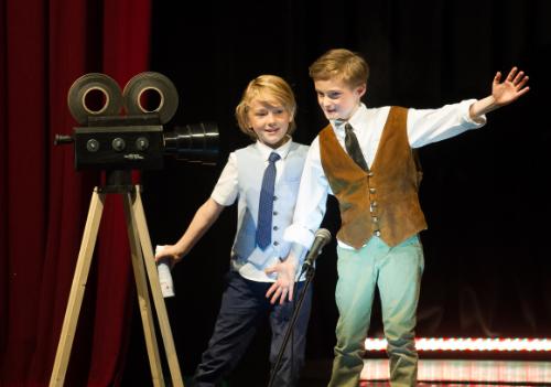 Filmschauspiel und Camera Acting für Kinder