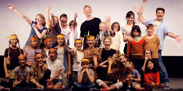 Musical Feriencamp für Kinder in Kleinmachnow