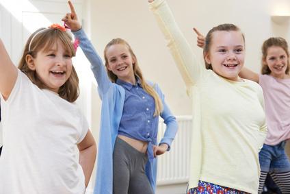Fun Dance Camp für Kinder