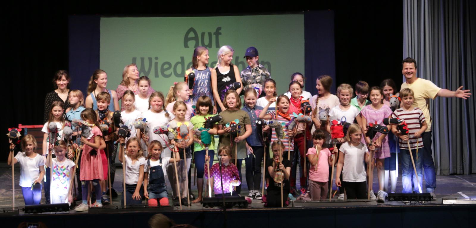 Feriencamp für Kinder ab 8 Jahre
