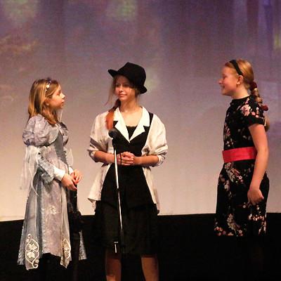 Schauspielclub Wannsee Berlin - Theaterschule für Kinder