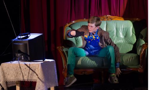 Filmschauspiel Kurs für Kinder und Jugendlichen - Camera Acting - Filmdrehen für Kinder
