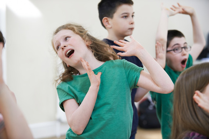 Camera Acting und Casting Vorbereitung für Kinder und Jugendlichen