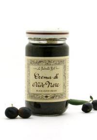 Favoritha Crema di Olive Nere