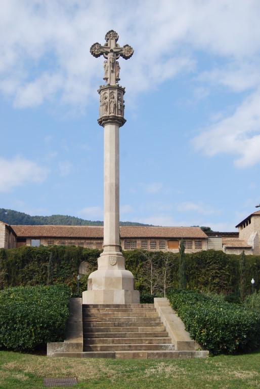 Creu de Pedralbes (Autor: M. García)