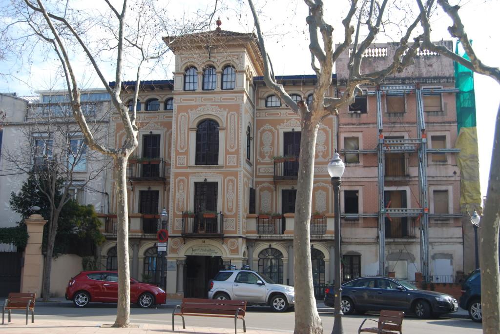 Jardí de Pedralbes - Residència 3ª Edat (Autor: M. García)