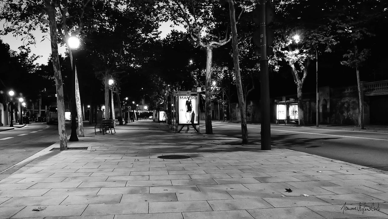 Plaça Pedralbes