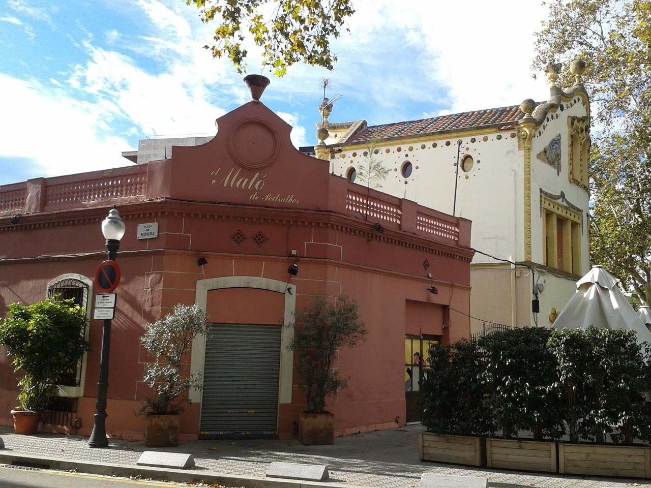 El Restaurant El Mató de Pedralbes