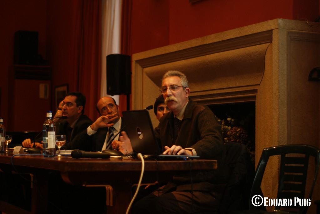 Ponent: Juan Manuel Pérez, de l'empresa Doymo