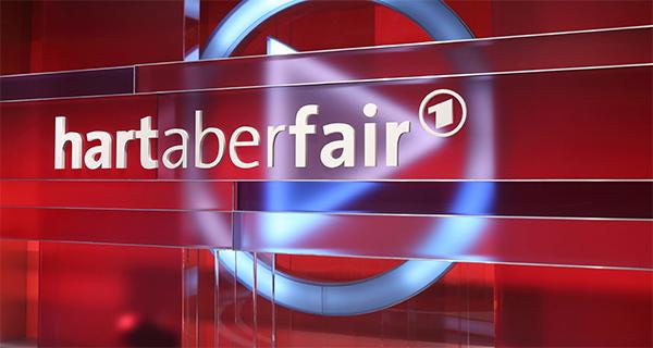 Foto:  © Hart aber fair Logo / ardmediathek.de