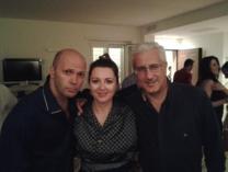 Alessandro De Rosa, Giuliana Poli, Salvatore Cucchiara