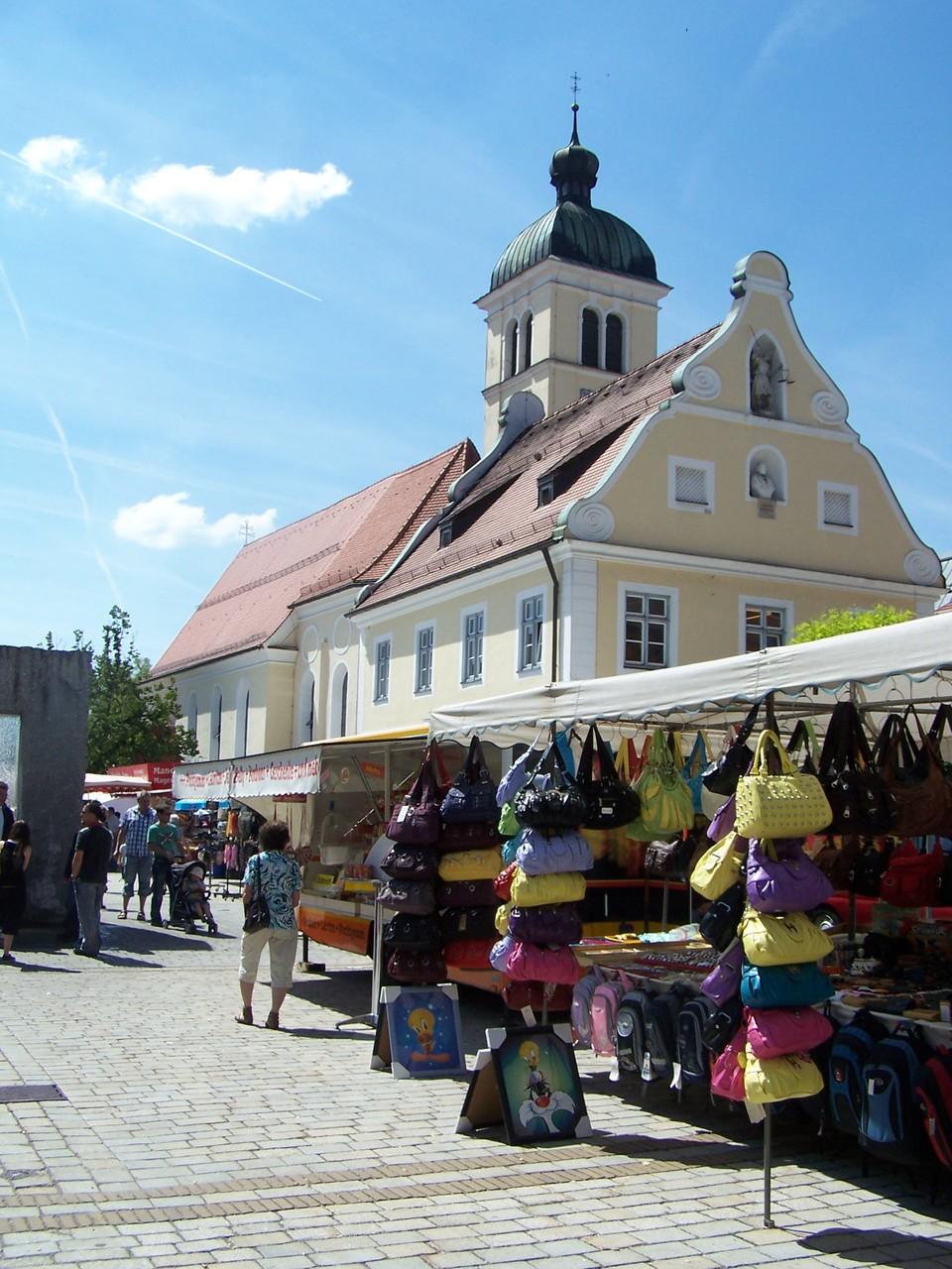 Jahrmarkt    (c) Stadt Marktoberdorf