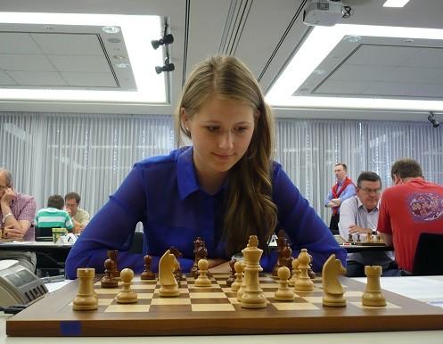 In meiner Partie gegen Chatalbashev
