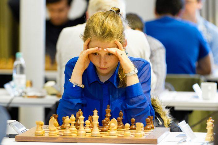 Schachfestival Groningen Melanie Lubbe