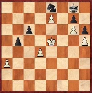Böblinger Schach-Open 2011, Melanie Ohme - Joachim Sieglen