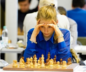 Schachfestival Groningen: Meet the players, Melanie Lubbe