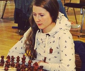 Zeitungsartikel über Schach-Bundesligasaison 2018/19 und die Rodewischer Schachmiezen
