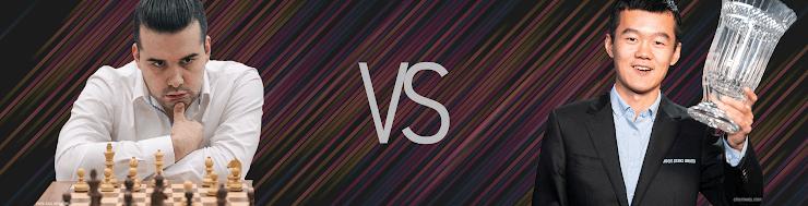 Magnus Carlsen Invitational, Ian Nepomniachtchi - Ding Liren, Runde 5