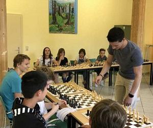 Lubbe Schach Training und Schachfreizeit in Dittrichshütte