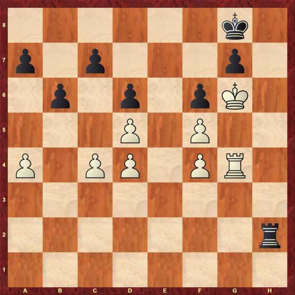 Der weiße König wollte mal ein Angreifer werden...Weiß am Zug kann Th6# nicht mehr verhindern.