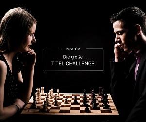 Lubbe Schach, Titel Challenge