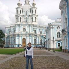 Sprachreise St. Petersburg, Melanie Lubbe
