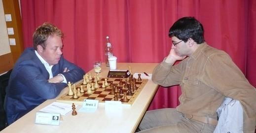 Böblinger Schach-Open 2011: Buhmann - Milov