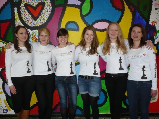 Friedberger Schach-Frauenteam