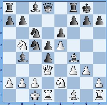 Wasmuth - Schirmer 0-1, Lüneburger Schachfestival 2013