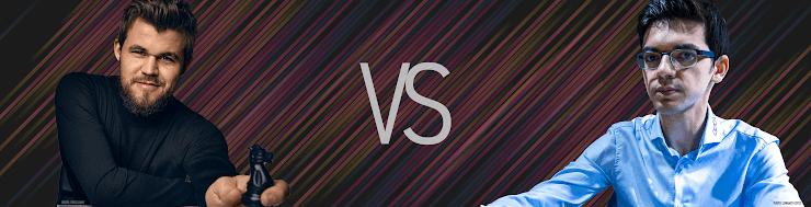 Magnus Carlsen Invitational, Runde 5, Magnus Carlsen - Anish Giri
