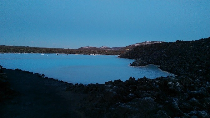 Blaue Lagune Reykjavik