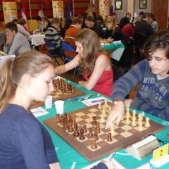 Mitropa Cup 2011, Melanie Lubbe, Filiz Osmanodja