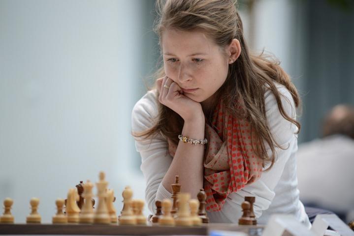 2. Schachbundesliga 2016 in Magdeburg, Melanie Lubbe