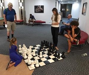 Lüneburger Schachfestival, Tag 1