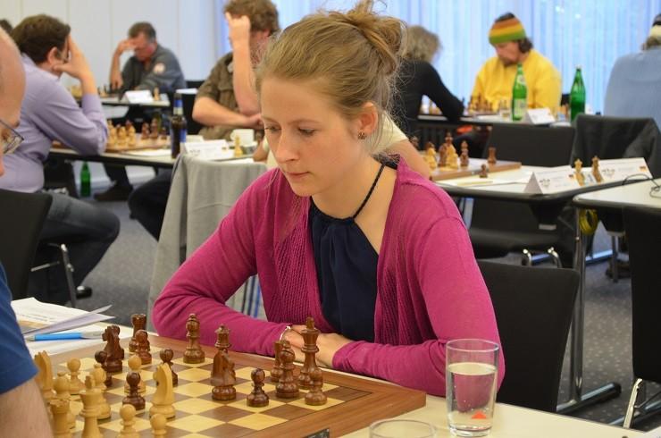 Melanie Ohme, Lüneburger Schachfestival 2015