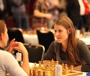 Zeitungsartikel über Schach-Bundesligafinale 2018/19 in Berlin