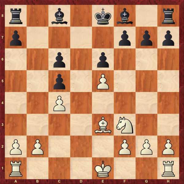 Der LOG wird nach c4 kein wertvoller Teilnehmer im Kampf werden.