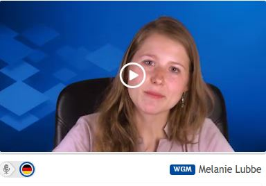 Goldene Eröffnungsregeln, Melanie Lubbe, Schach