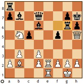 GM Howell, David (2634) - GM Buhmann, Rainer (2584)  Stellung nach 23...Tg6
