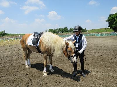 馬と気持ちが通じる乗り方をしよう