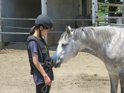 乗馬の喜び