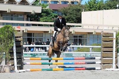 乗馬の調教 競技会への道