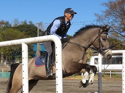 こんなに楽しい乗馬があるんだ!(笑)