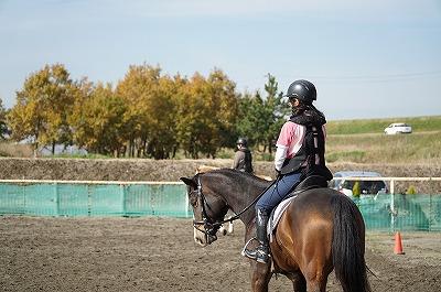 いい馬に乗って、公認のドーピングみたい?(^^)