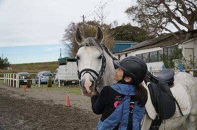 馬との素晴らしい絆